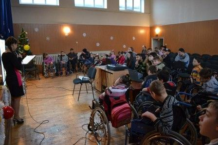 концерт в детском доме
