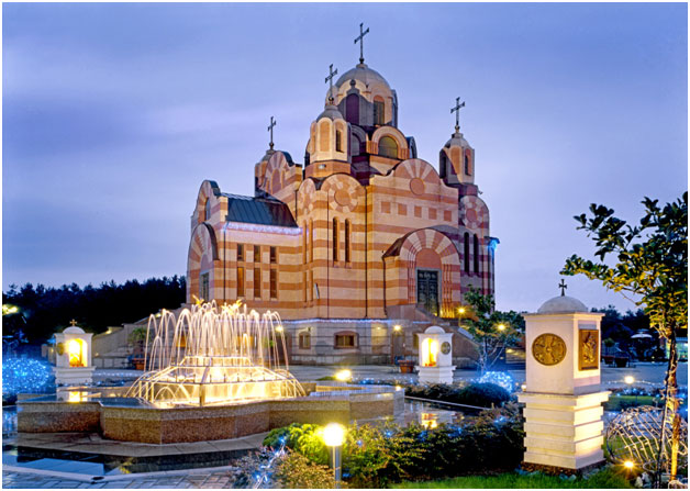 храм в честь иконы Божьей Матери