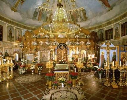 свято-введенский мужской монастырь