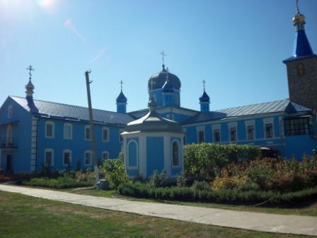 знаменовский монастырь