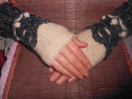 митенки своими руками
