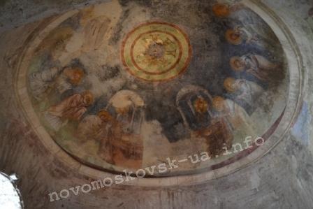 купол расписной