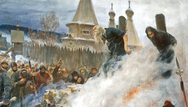 гонение на православие