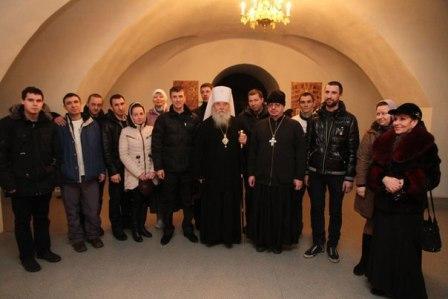 встреча православные
