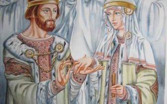 Князь Петр и княгиня Феврония