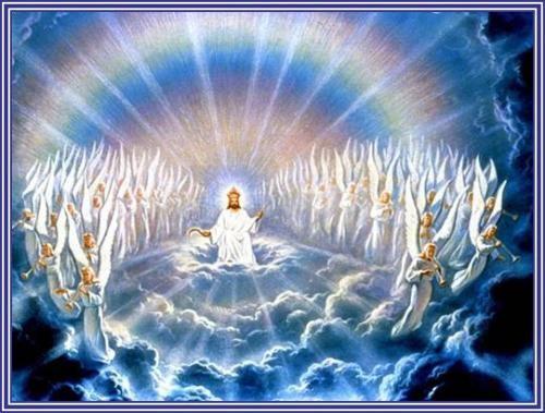 ангельское пение
