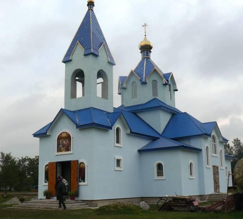 свято-духовский храм хуторское