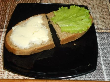 подготовить хлеб