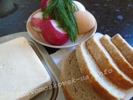 продукты на бутерброды