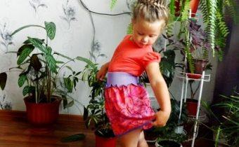 юбочка для дочки