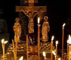 восковые церковные свечи