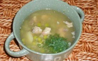 суп с консервой