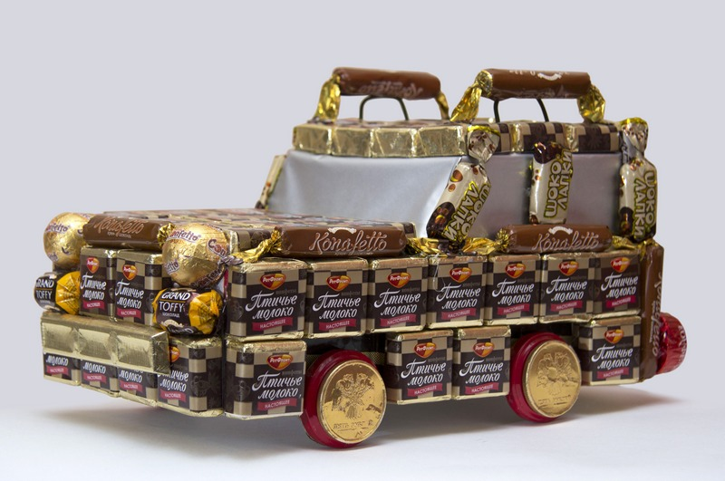 авто конфеты