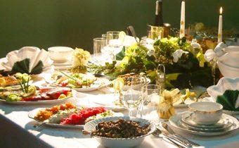 постные блюда на новый год