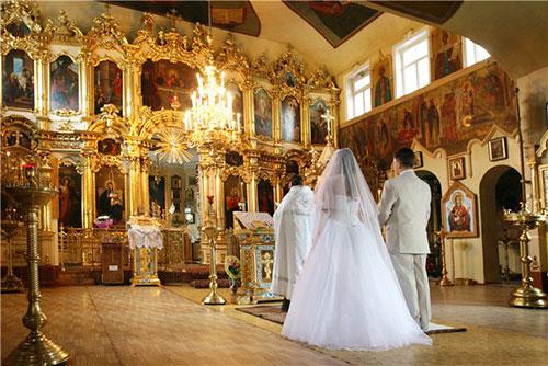 Таинство брака в православии - ответы священника