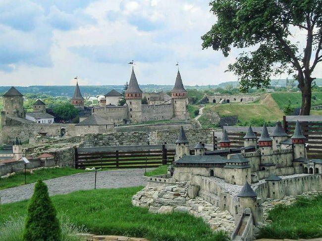 Крепость Каменец-Подольский - историческая жемчужина Украины